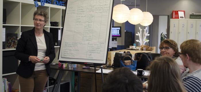 Workshop op de werkplek 2