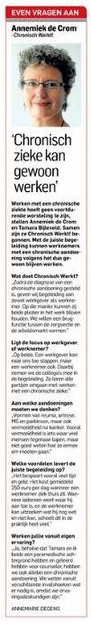 AD Amersfoortse Courant 11 mei 2015 2